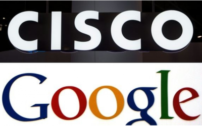Google y Cisco