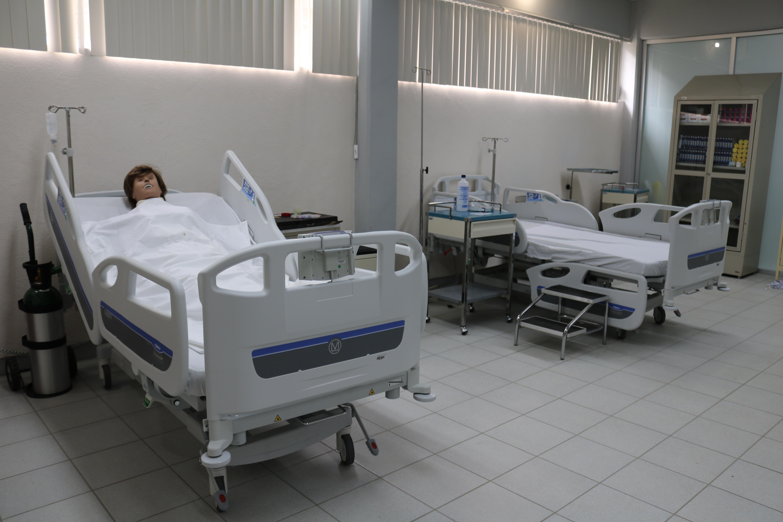 Laboratorio de Enfermería